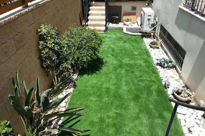 דשא סיננטי ירוק