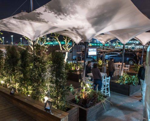 תאורת גן יוקרתית לעיצוב גינה